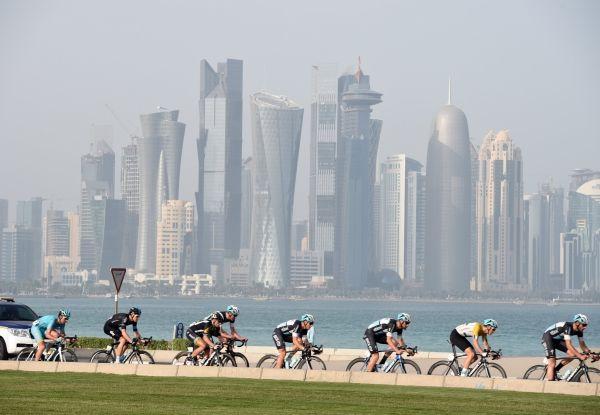 Tour du Qatar : Etixx-Quick Step, multiple vainqueur, évite le désert et lui préfère Valence -  Surprise sur la première liste des équipes au départ du Tour du Qatar (8-12 février 2016) dévoilée par Amaury Sport Organisation (ASO), en charge de la première grande épreuve de l'UCI Asia Tour : l'équipe belge Etixx-Quick Step, qui a pourtant remporté huit des dix premières édition