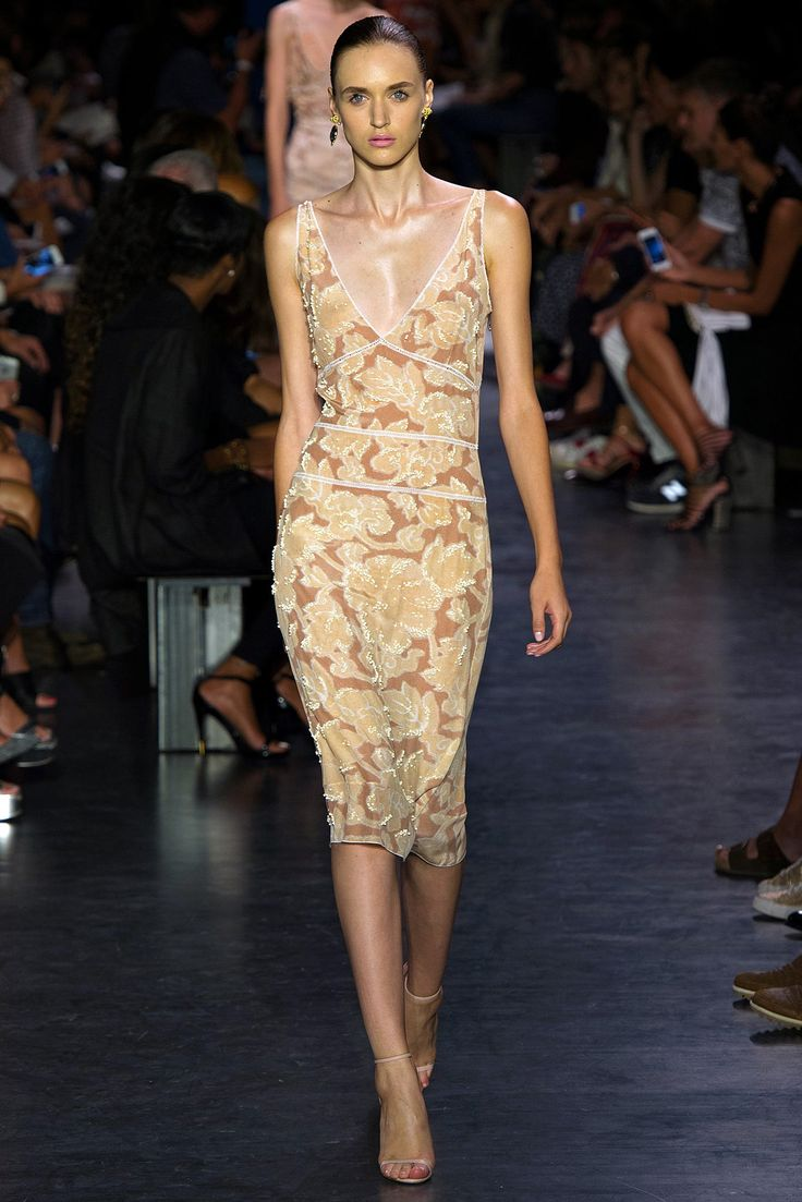 Altuzarra Spring 2015 Ready to Wear Collection Photos   Vogue