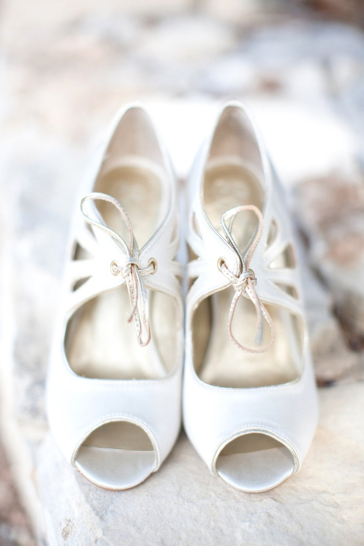 Vintage flare #wedding #shoes ♥ Inspiration from www.waterviewcatering.com and www.facebook.com/thewaterview ♥  Photography by Matthew Johnson Studios