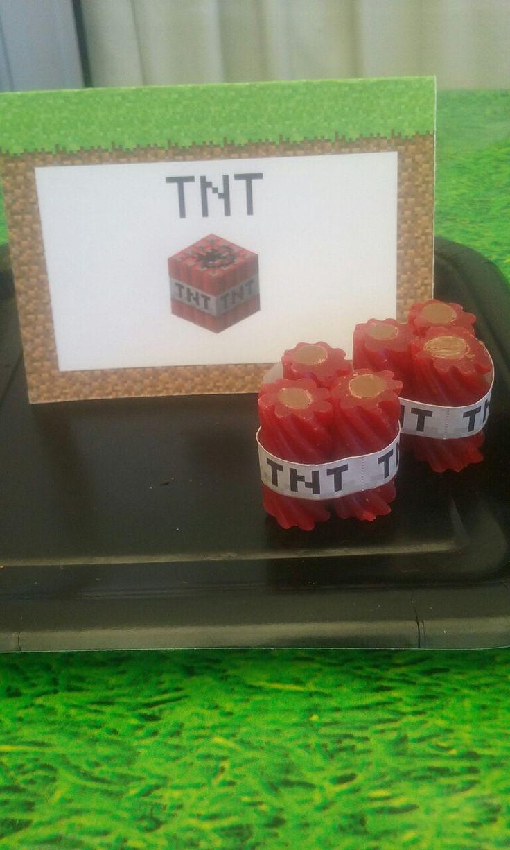 TNT using RJ's Raspberry Choc Licorice Twists...    (plate got well demolished before I remembered to take a photo!!)