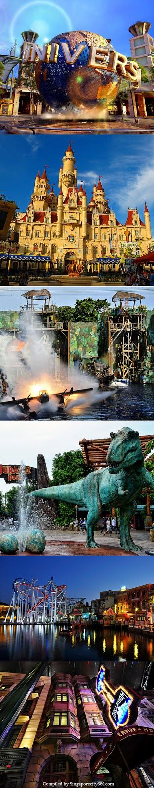 Visited Universal Studios Singapore by my own means with my family. <3 Thank you Lord!!!!
