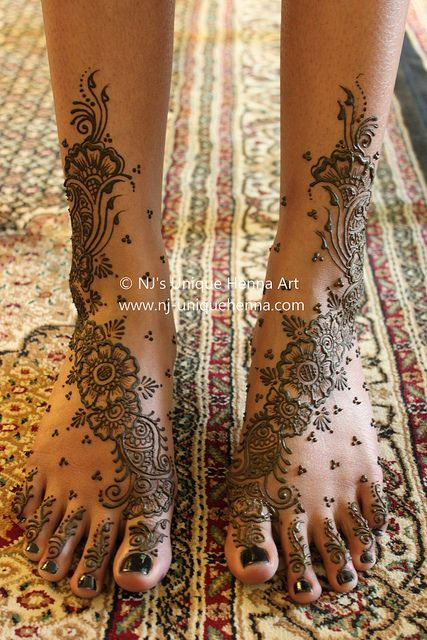 henna feet #shaadibazaar, #indianwedding
