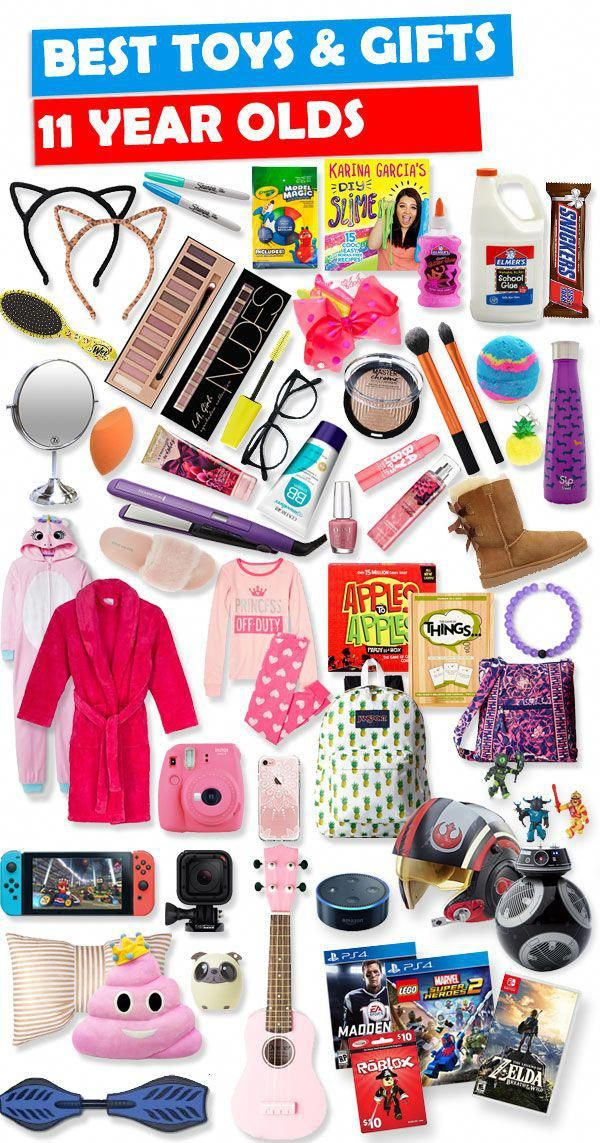 Best Gifts And Toys For 11 Year Olds 2017 DiygiftsForParents