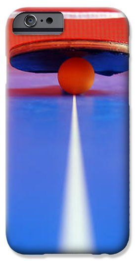 Ping Pong iPhone 6 Cases for Sale