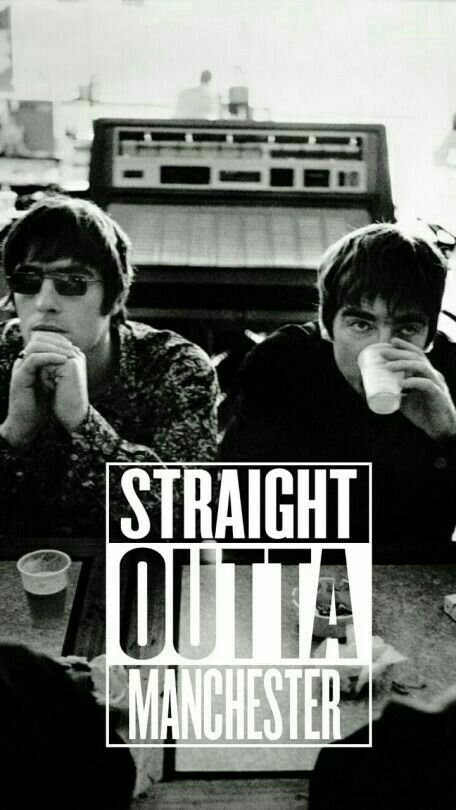 Oasis - Straight Outta Manchester