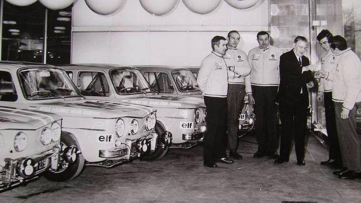 137 best renault gordini images on pinterest for Garage jean behra
