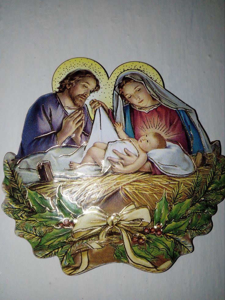 Nacimiento del Niño Dios made in  Italy.  Paulinas.  2016