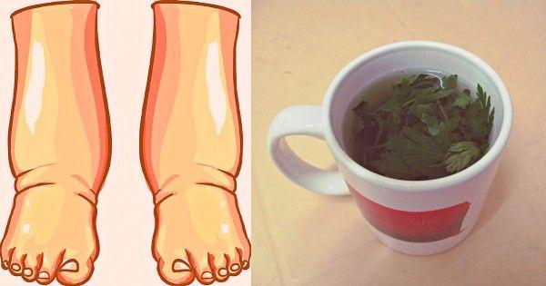 To je možná nejsilnější přírodní prostředek pro oteklé nohy!