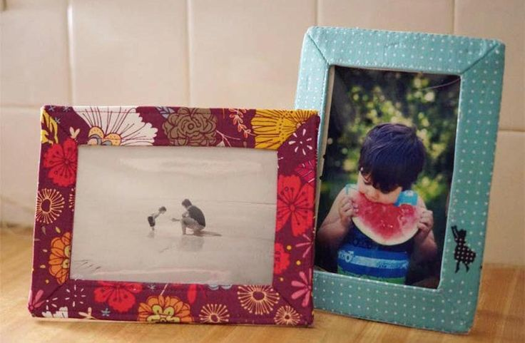 Make Your Own Handmade Frame - https://sewing4free.com/handmade-frame/