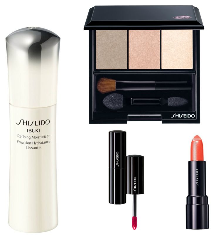 Erase damage & fight against premature aging with Shiseido's IBUKI line. Learn more about this new skincare line & enter my exclusive Shiseido Giveaway: http://beautybelle.co.za/ibuki-campaign/  2nd & 3rd Prize: Total value: R1 685.00  Ibuki Refining Moisturizer Emulsion 75ml  Luminizing Satin Eye Color Trio in BE213  Perfect Rouge in RS452  Lacquer Rouge in RD314