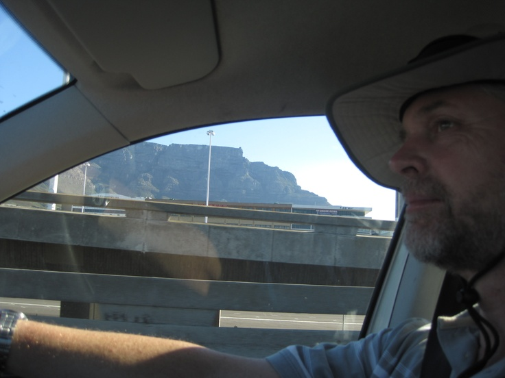Table Mountain dominates almost every view and angle in this remarkably beautiful city…..Cape Town, here we come!