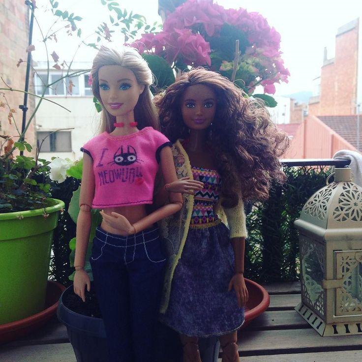 Volviendo a casa #blondegirl #mattel #style #coleccionista #dolls #muñecas #barbie by world_of_dolls85