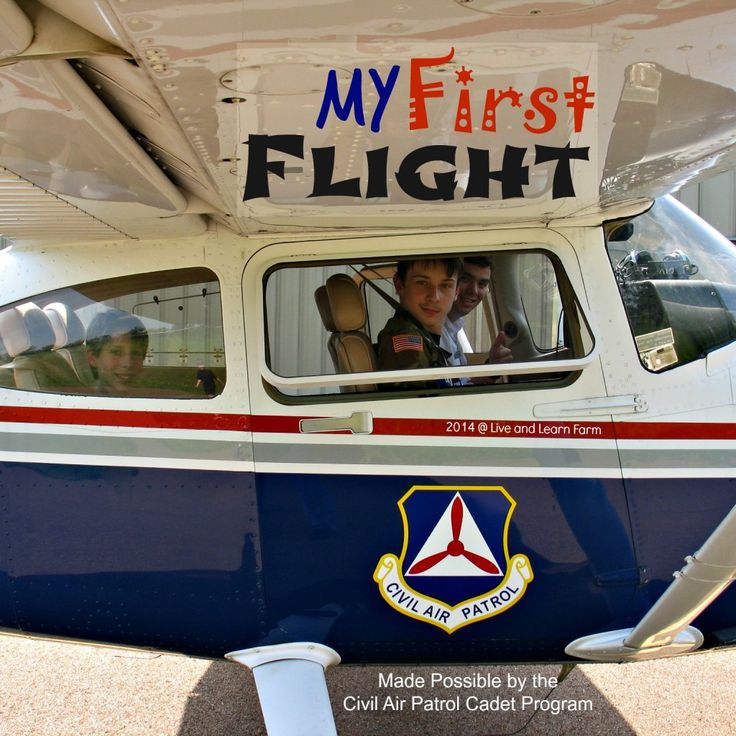 My First Flight by Chase, 14 year old teen | Live and Learn Farm