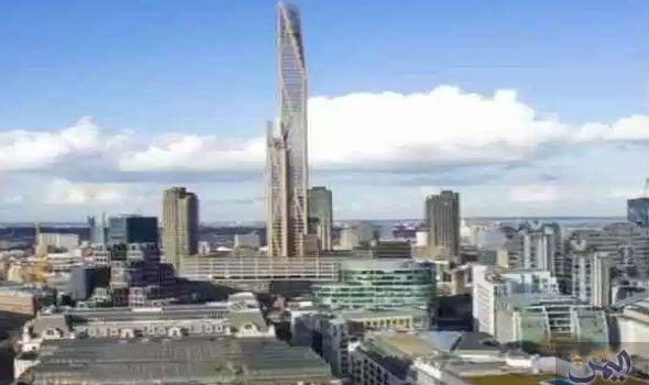 ناطحة سحاب في طوكيو تحتضن أطول مبنى خشبي في العالم San Francisco Skyline Landmarks Skyline