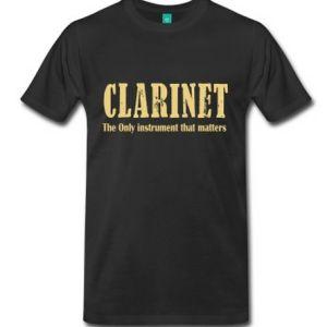 clarinet matters M
