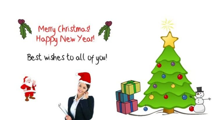 Send Personalised Christmas Card To Your Customers Or Friends!  https://www.fiverr.com/createds/make-christmas-whiteboard-card