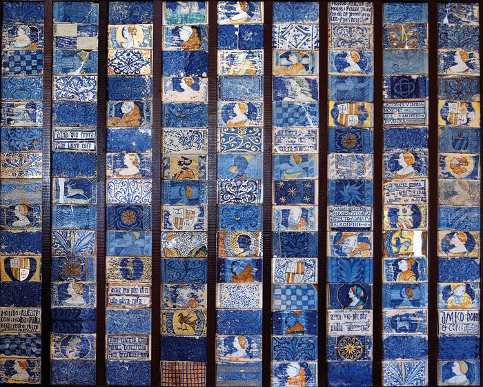 Antiche Maioliche di Castelli Abruzzo Pescara  #TuscanyAgriturismoGiratola
