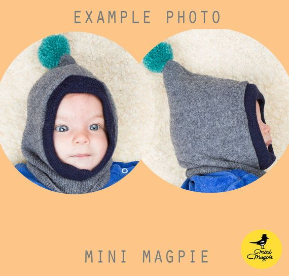 What a great idea - upcycled woolies from magpie