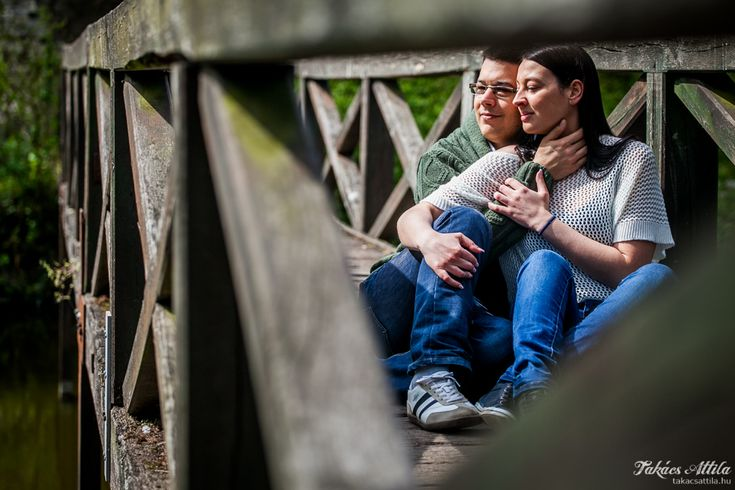 Melinda és Áron - jegyesfotók