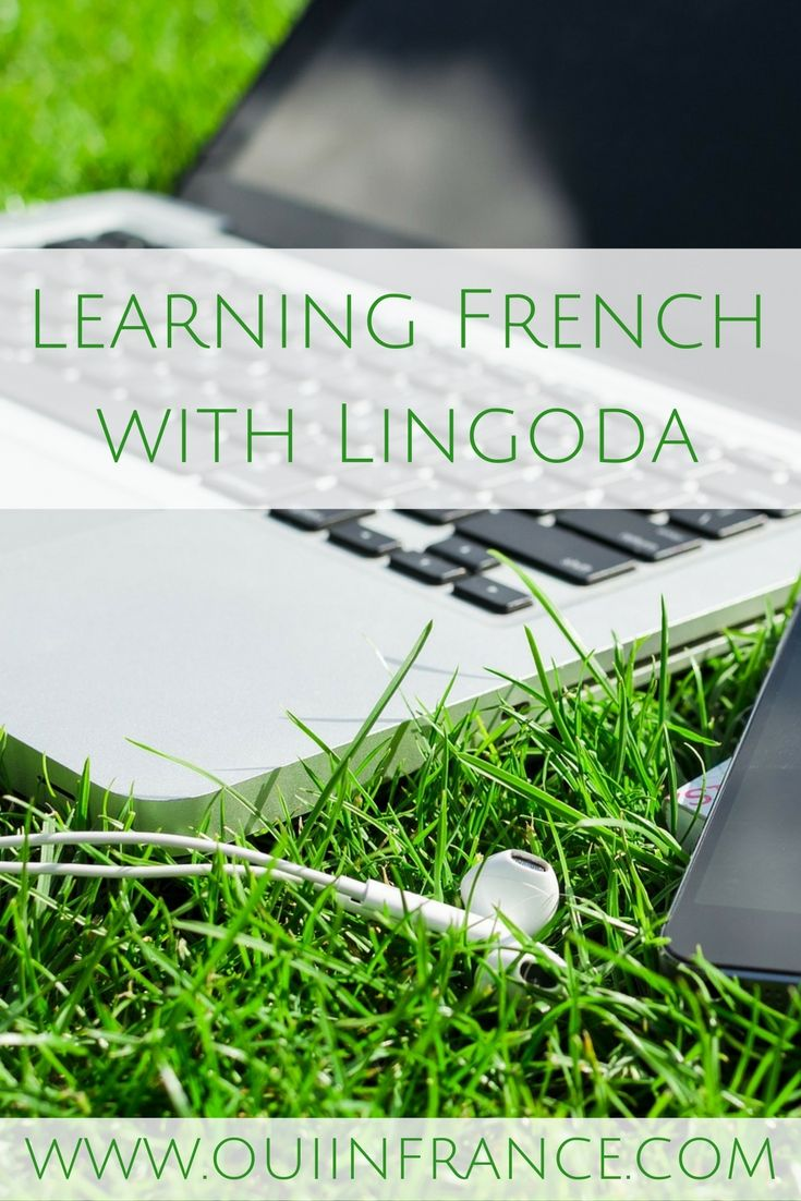 Learning French with Lingoda (REVIEW). Language learning isn't easy so learn online in a group and private setting with Lingoda.