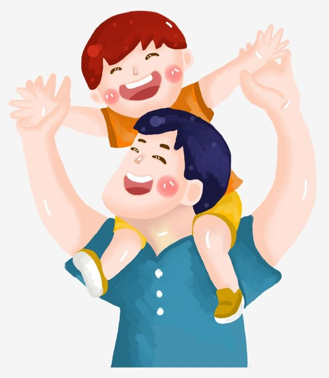 Father Fathers Day Father And Son Warm Warm Hug Embrace Joy Png Transparent Clipart Image And Psd File For Free Download Father And Son Kids Hugging Kids Vector