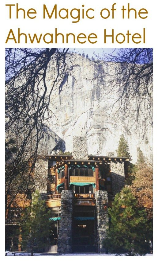 Why you must visit the Ahwahnee Hotel in Yosemite, no really, you must!