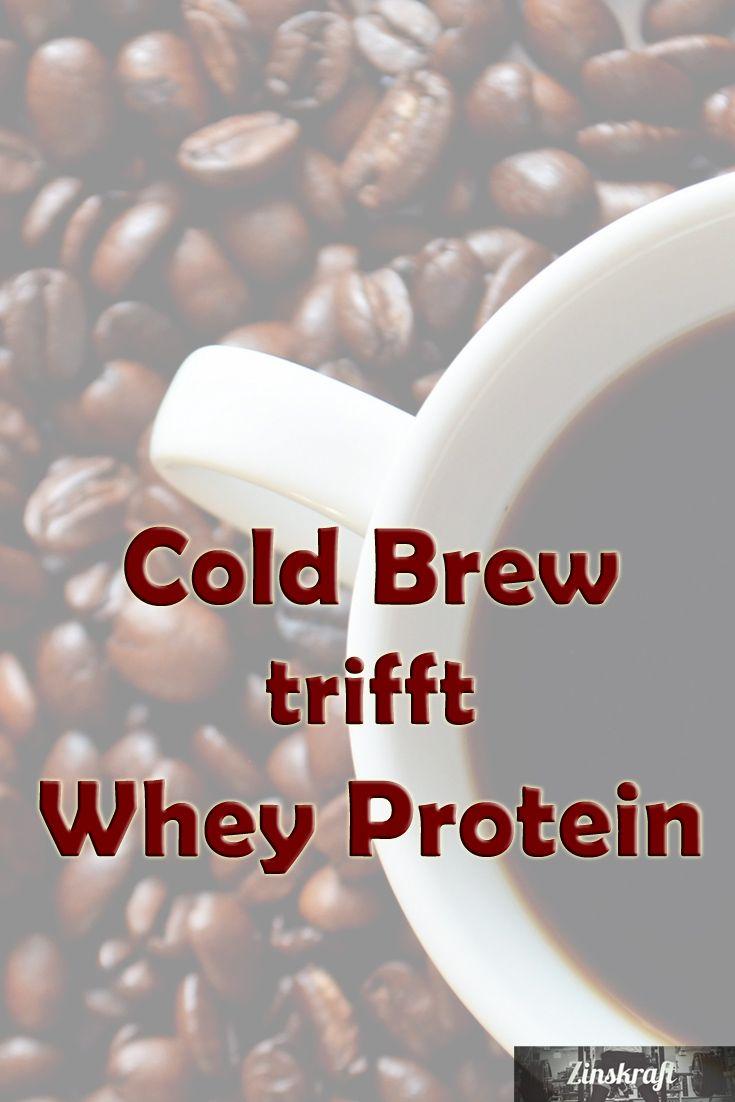 Habt ihr schon mal Cold Brew gemacht? Wie das funktioniert, lest ihr in diesem Artikel. Um den Kaffee gleich mit ner guten Ladung Protein zu kombinieren, habe ich eine Mischung mit Vanilla Ice Cream Whey von ESN ausprobiert. Was soll ich sagen: köstlich!