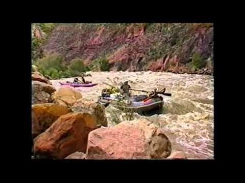 Yampa River trip video 2007 13,000 cfs - YouTube