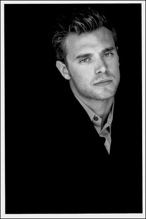 Billy Miller.... Maybe he can play Christain Grey or Gideon Cross