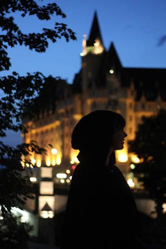 """The Free Spirit's Guide to Ottawa: Adrenaline Rush. """"A haunted tour of Ottawa's creepiest sights will give you goosebumps!"""""""