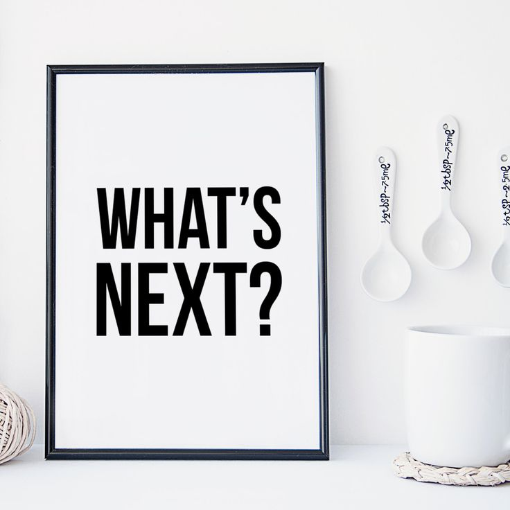 What's Next? - West Wing - President Bartlet quote - Jed Bartlet - Office Decor - Modern West Wing Quotes by SnowAndCompany on Etsy https://www.etsy.com/listing/262580388/whats-next-west-wing-president-bartlet