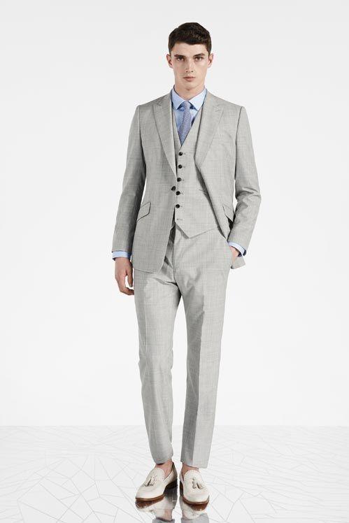 Reiss Spring/Summer Menswear Lookbook - Look 14