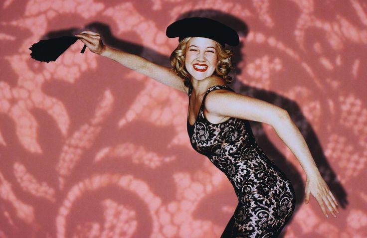 Drew Barrymore by Mary Ellen Matthews Saturday Night Live (1999)