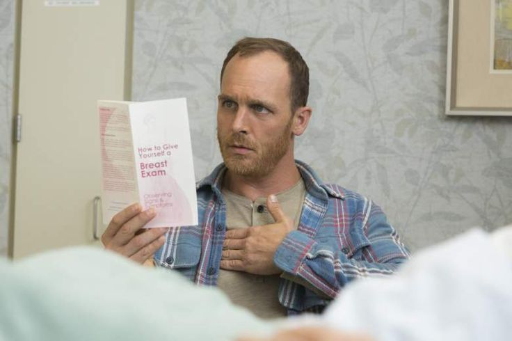 Ethan Embry is Coyote
