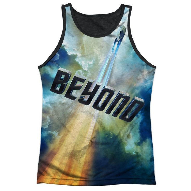 """Checkout our #LicensedGear products FREE SHIPPING + 10% OFF Coupon Code """"Official"""" Star Trek Beyond/out There-adult Poly Tank Top T- Shirt - Star Trek Beyond/out There-adult Poly Tank Top T- Shirt - Price: $24.99. Buy now at https://officiallylicensedgear.com/star-trek-beyond-out-there-adult-poly-tank-top-shirt-licensed"""