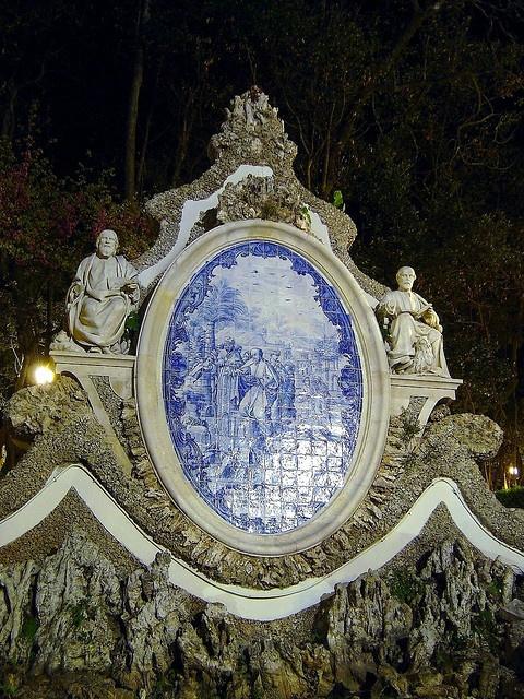 Jardim da Sereia - Coimbra - Portugal