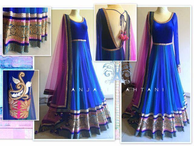 Latest Collection Asian fashion Long Pishwas Dresses & Anarkali Frocks for Women 2015-2016 (26)