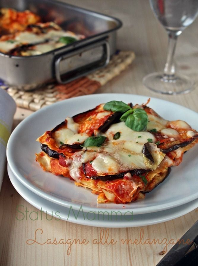 Parmigiana di melanzane filante secondo formaggi vegetariano Statusmamma Giallozafferano foto blogGz tutorial Giallozafferano piatto unico vegetariano antipasto