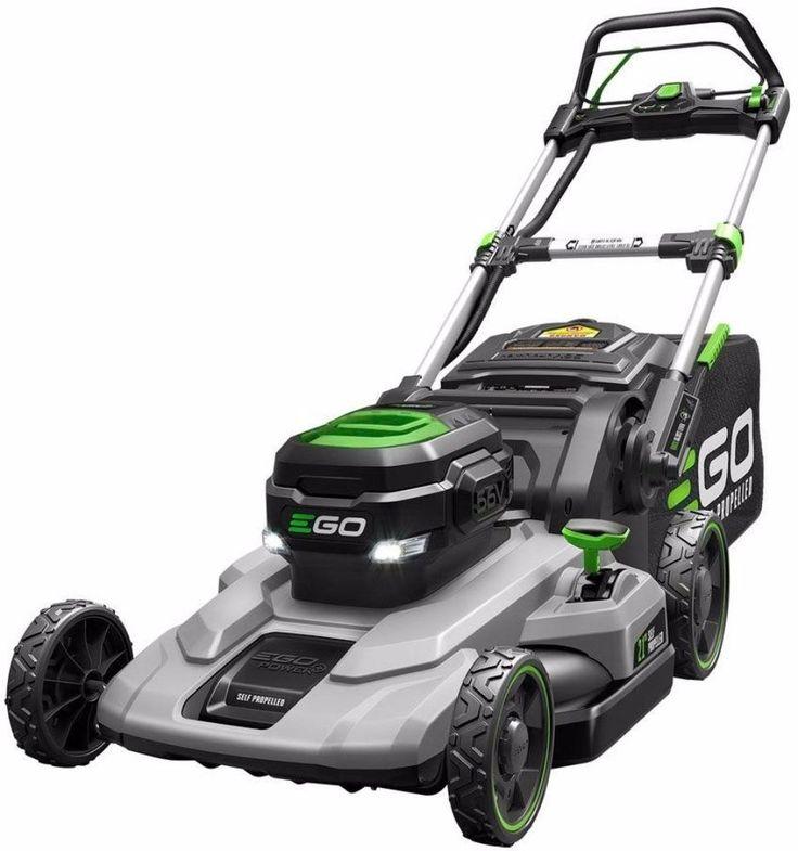 Self Propelled Mower: Cordless Easy Push-button Start Durable Weather Resistant  #LawnMower #Outdoor #GardenEquipment#CordlessMower