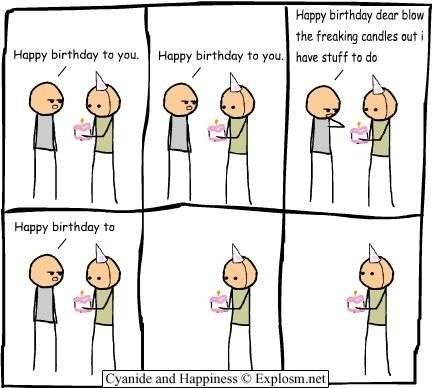 12 best Birthday Greetings for Facebook images – Emo Birthday Cards