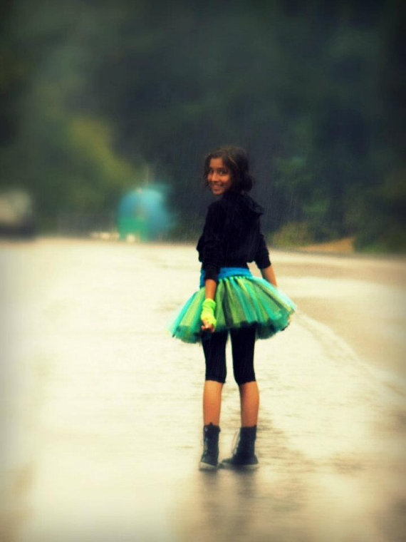 Tutu looks for tween girls - very cute, even though my daughter would not wear it:)