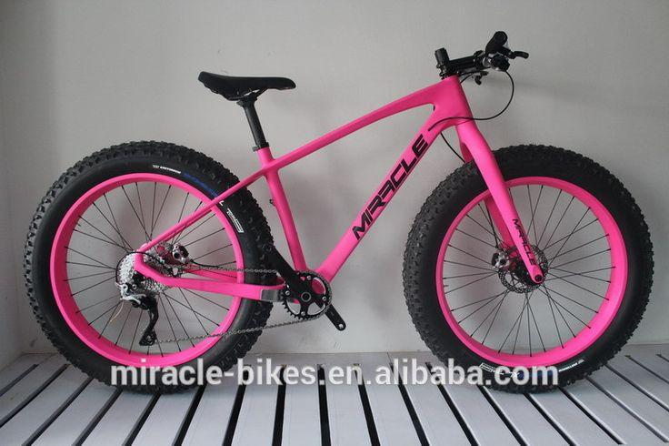 2 Year Warranty 26'' Fat Bike Mtb Frame Carbon,Cheap Fat Tire Bike ...