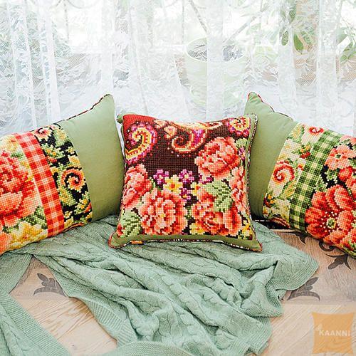 Турецкие мотивы 3 подушки