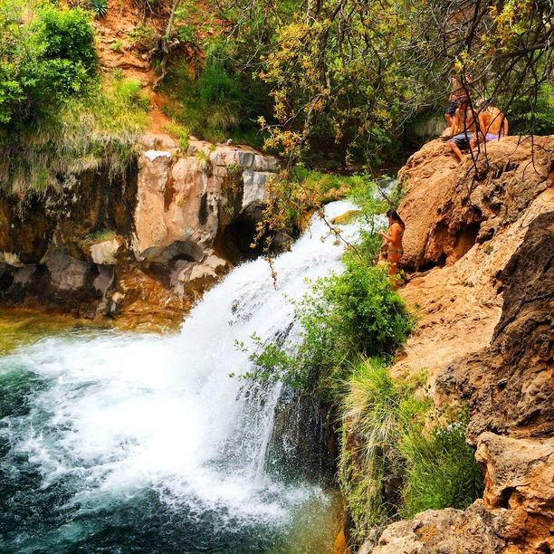 Fossil Creek, Glendale, Arizona - Awesome trail at Fossil Creek in...