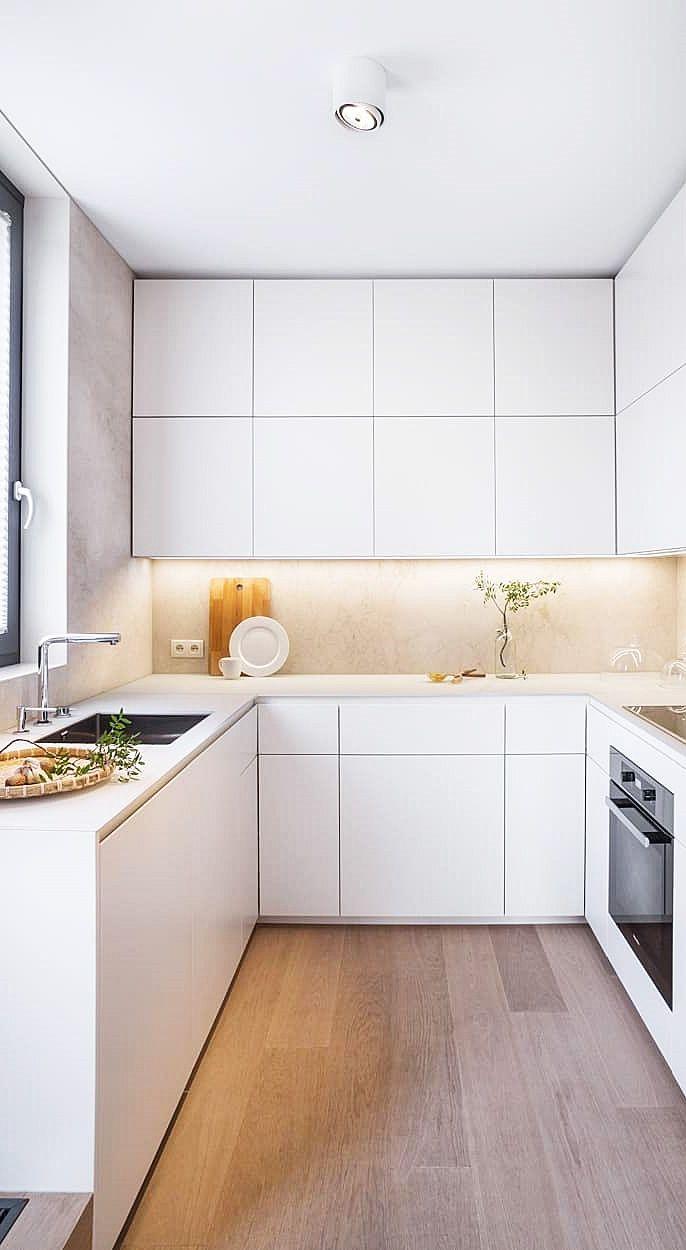 32 Small Kitchen Ideas 2019 Modern White Kitchen Design Page 32