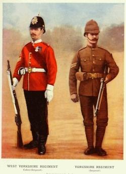 Boer War-Era Dress and Campaign Dress