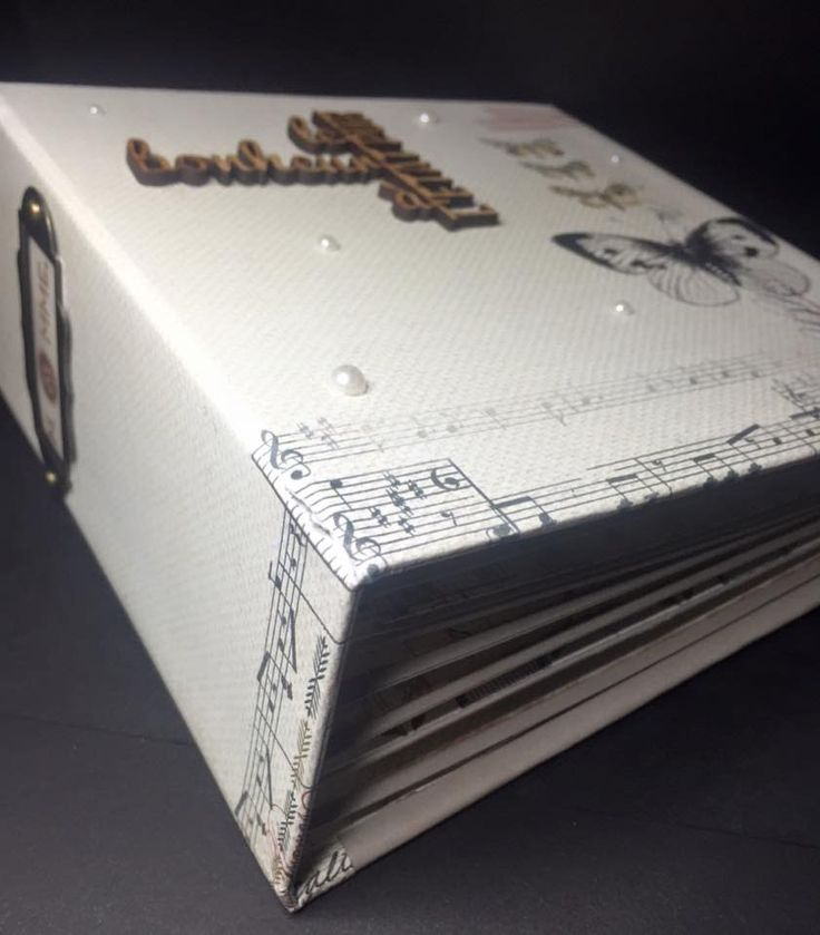 Scrapbooking : Mini Album Cabinet de curiosité de chez Toga