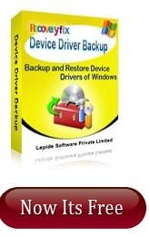 RecoveryFix Device Driver Backup Info.  Version: 11.03  Free Download: Now It's Free  Supported OS: Windows8/Windows7/Windows Vista / 2003 / 2000 / XP (with Service Pack 2 and 3)