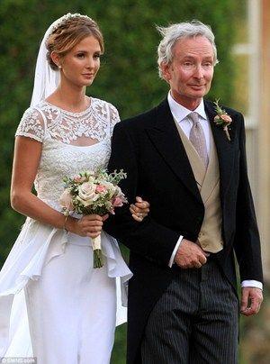 Get the look: Millie Mackintosh's wedding day make-up