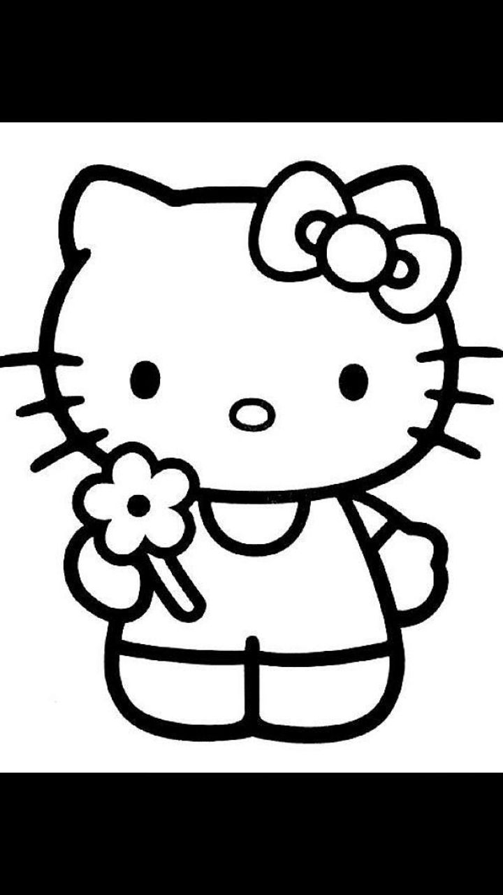 Hello kitty birthday color book - Hello Kitty Coloring Pages Printable Coloring Pages Sheets For Kids Get The Latest Free Hello Kitty Coloring Pages Images Favorite Coloring Pages To
